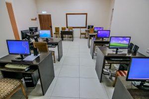דיור מוגן | חדר מחשבים