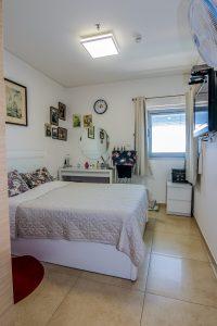 חדר שינה דירת יסמין