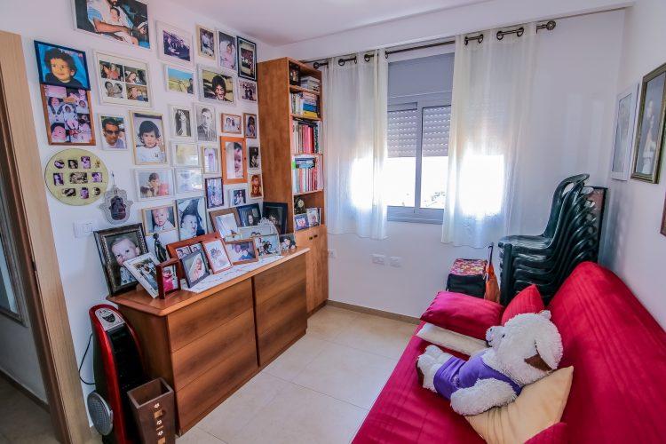 חדר נוסף - דירת נרקיס