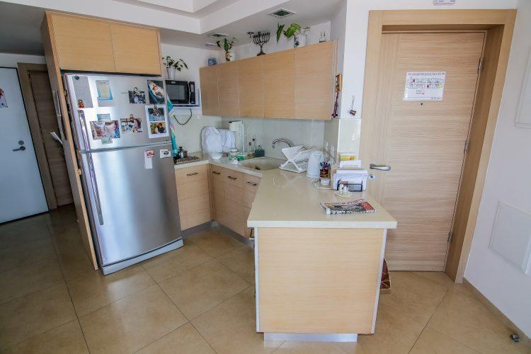 פרוזדור - דירת סחלב באחוזת נווה חוף, דיור מוגן יוקרתי